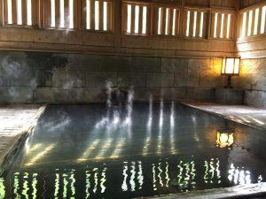 御夢想の湯 檜風呂