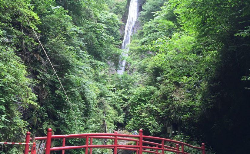 森林セラピー4 紫陽花の小道と酒水の滝