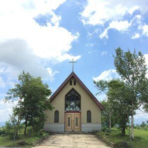 嬬恋村 教会