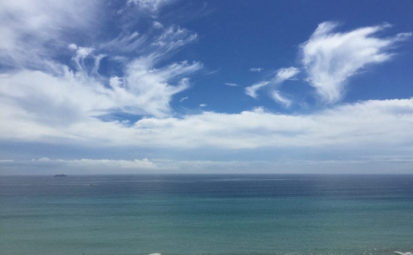 大磯プリンスホテル〜お部屋の窓から海を眺めて過ごす癒しのひと時