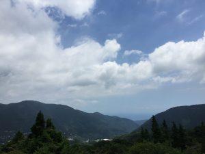 箱根 早雲山