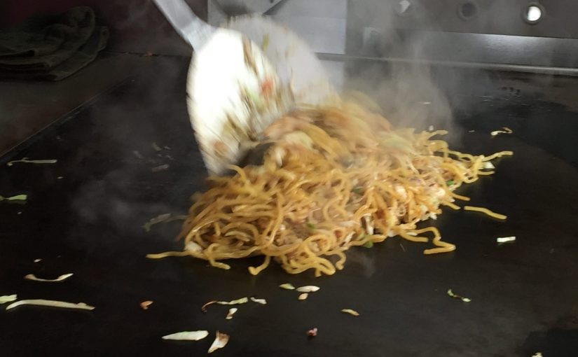 富士宮焼きそば1 作り方と特徴