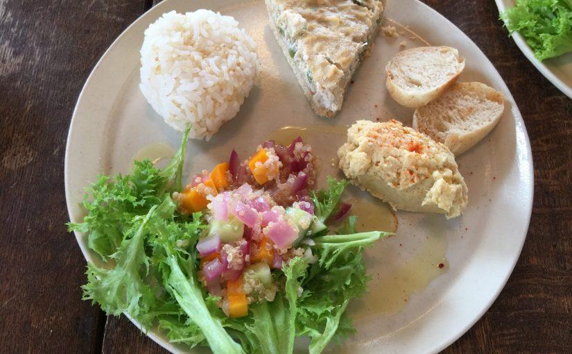 大磯 雑穀とお豆のお料理教室〜ひよこ豆とキヌア