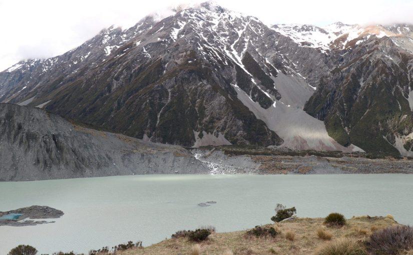ケアポイントウォーク マウントクック-ニュージーランド
