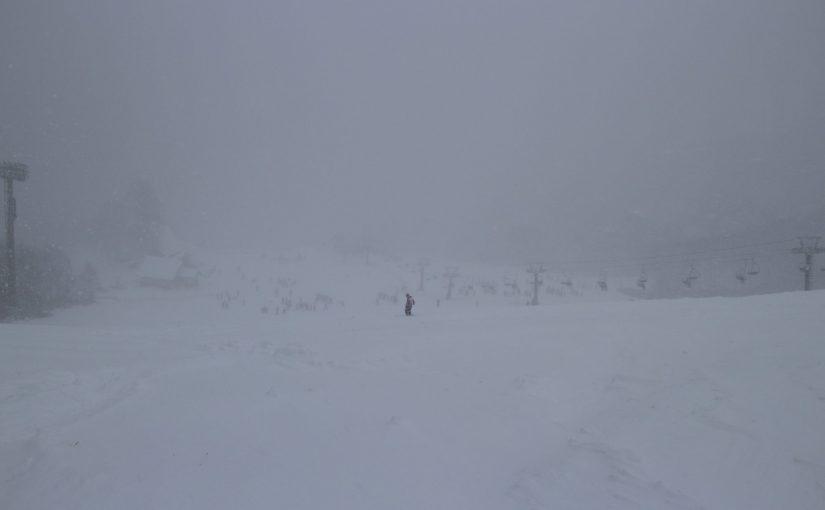 万座温泉 万座温泉スキー場-スノーシーズン到来じゃー!!