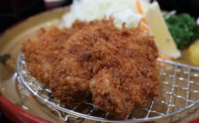 草津温泉 とんかつ したつづみ-吾妻屋肉直営店でヒレカツを食べたよ!