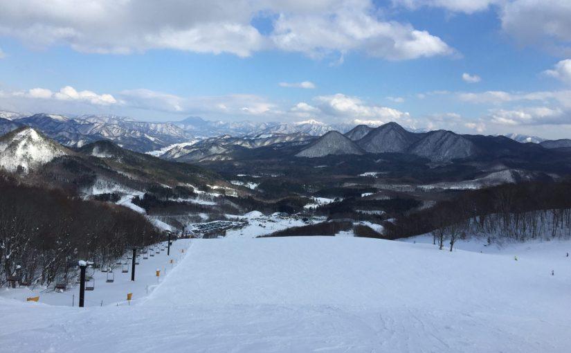 だいくらスキー場-福島県会津高原