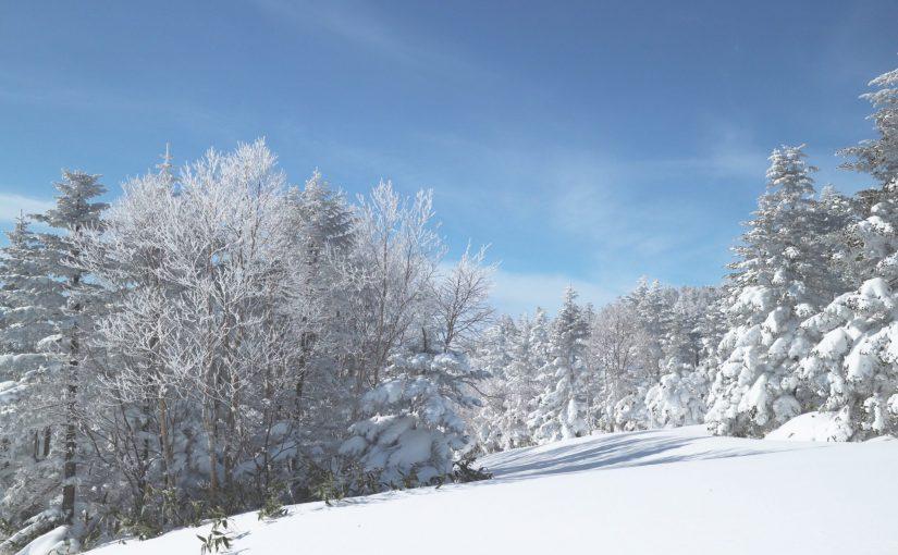 草津温泉 観光 白根火山ロープウェイ-草津国際スキー場 雪山空中散歩と大パノラマ