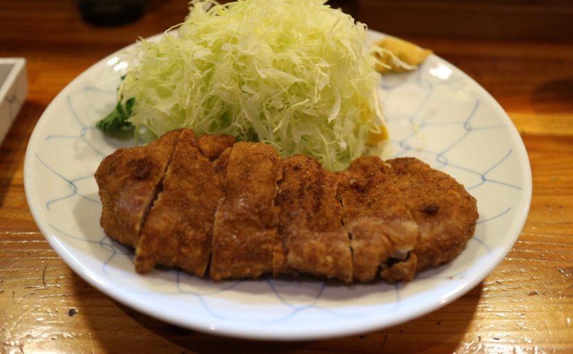 草津温泉 とん香-人気のとんかつ屋さんでヒレかつ定食を食べたよ