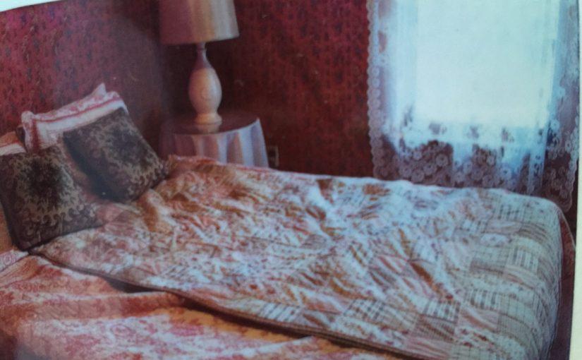 マウントシャスタ旅行記8 ストーニーブルックイン-大きな木に抱かれて眠る