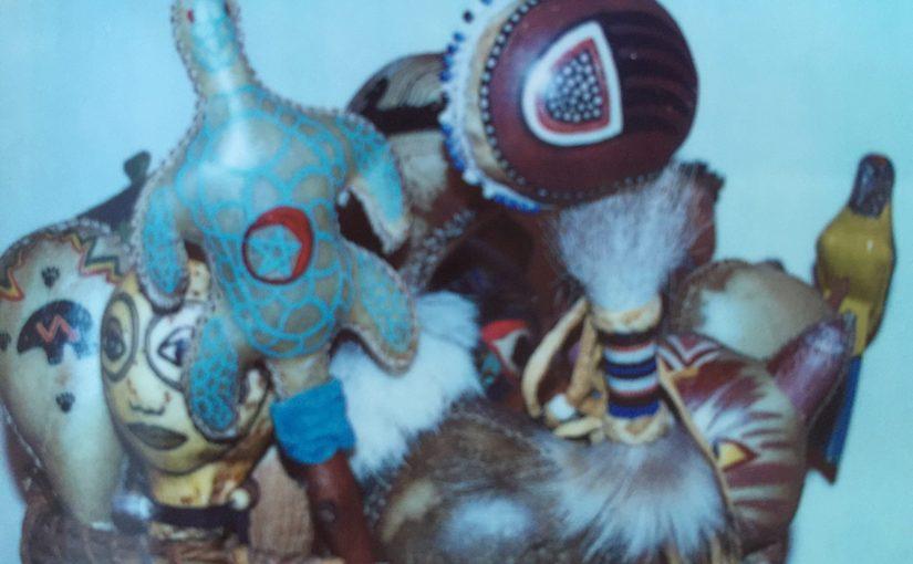 マウントシャスタ旅行記4 ハートのマラカス-自分と繋がる道具を作る
