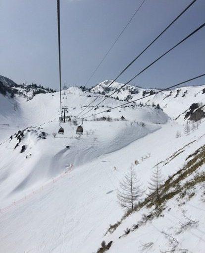 草津温泉 温泉スキーヤーの癒しの週末の過ごし方 【草津国際スキー場中編】