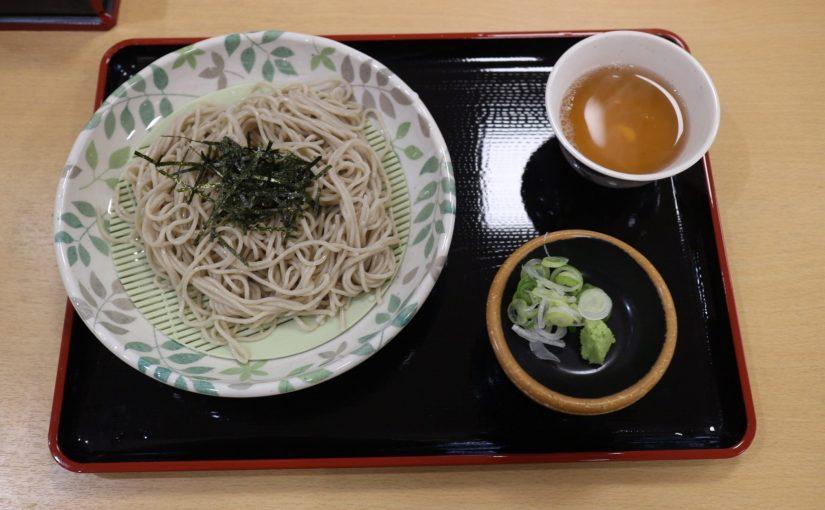 長野原うまいもん処-草津温泉の帰りに長野原草津口駅でお蕎麦を食べたよ!