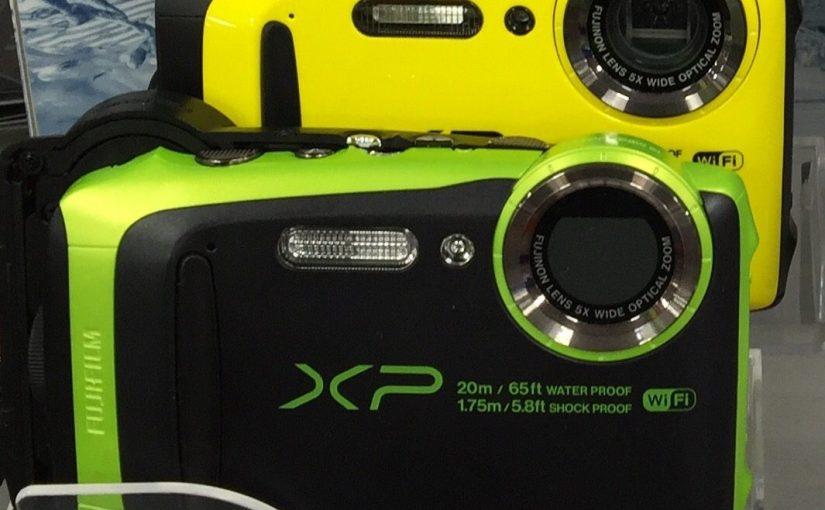 富士フイルム ファインピクス FinePix XP90が第一候補-防水カメラ、どれを選ぶ? レンタルで十分かな?