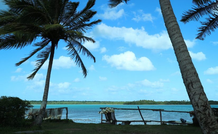 イルデパン サンジョゼフビーチ-ようやくたどり着いた最終目的地-レンタサイクルでバオ村観光-ニューカレドニア旅行記