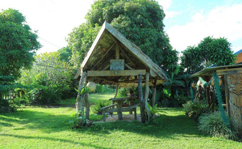 イルデパン スナックKohu-バオ村のランチは計画的に!-レンタサイクルでバオ村観光-ニューカレドニア旅行記