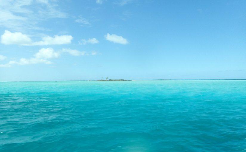 ノカンウイ島は本当に幻の島なのか?-ニューカレドニア旅行記