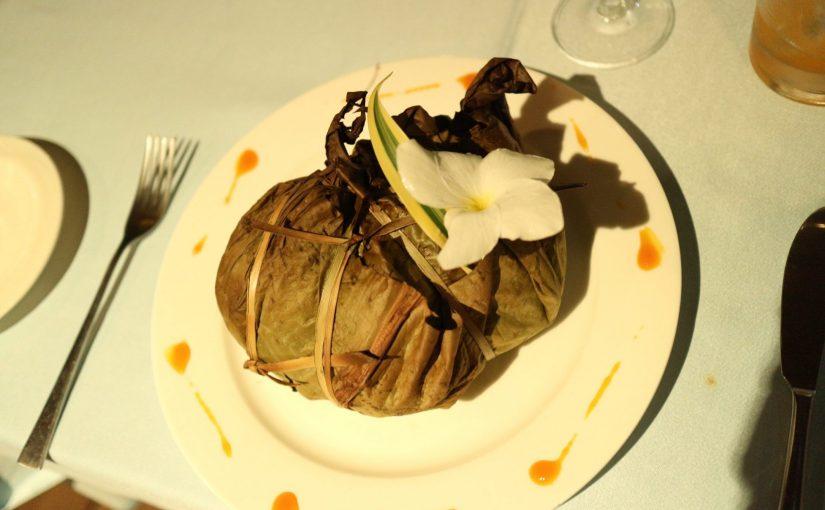 イルデパン 郷土料理「ブーニャ」をウレテアビーチリゾートで食べたお話-ニューカレドニア旅行記