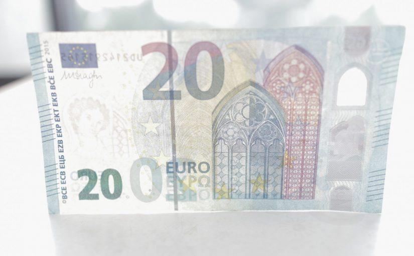 インターバンク-外貨宅配サービスでユーロを買ってみた!なぜだか安い!