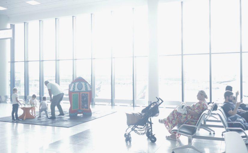 アエロフロート物語3-モスクワのシェレメーチエヴォ国際空港でトランジット。ロシアのお土産って可愛い(*^^*)