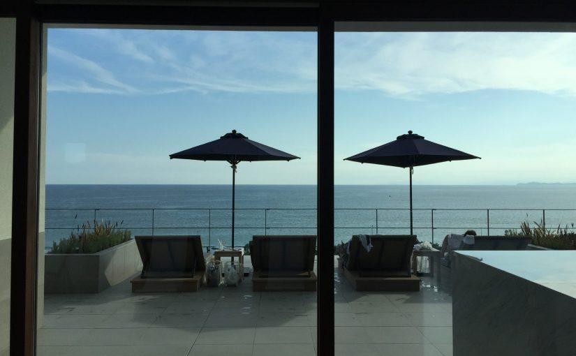 大磯プリンスホテル-海を一望できる温泉、スパ施設が誕生-インフィニティプールや岩盤浴も