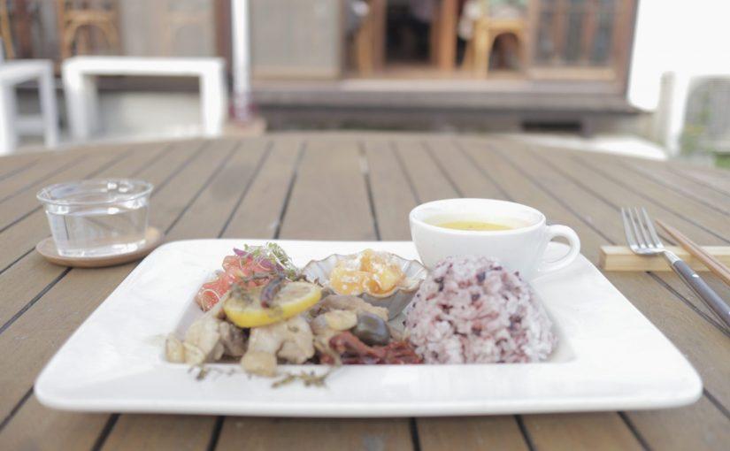 湘南大磯 サラカフェ(Sara Cafe)-雑貨屋さんのお庭でランチ-