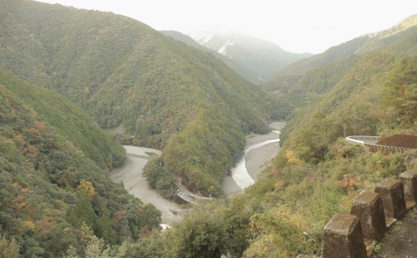 奈良の秘境「十津川村」旅行記-目次