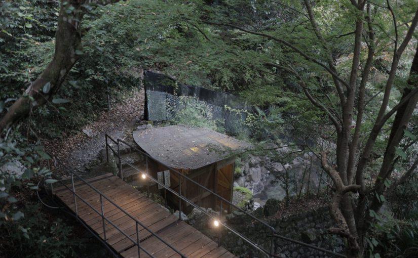 神湯荘(上湯温泉)-温泉編-秘境の秘湯 貸切露天風呂もありました-十津川村旅行記
