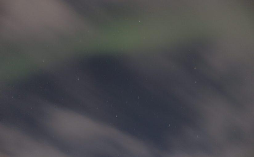 サーリセルカでオーロラハンティング-キートス号編-フィンランド旅行記
