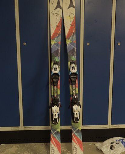 サーリセルカのスキー場-リフト券とスキーのレンタル-フィンランド旅行記